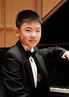 Guest Artist Raymond Feng, Piano