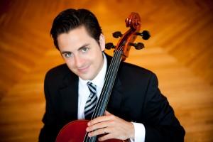 Guest Artist Lars Kirvan, Cello